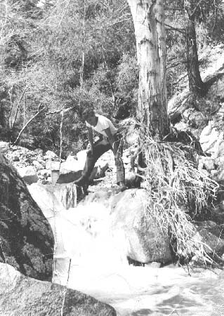 Harold at Mt. Wilson in 1941.  Click on image to return.